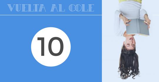 Vuelta al cole: 10 consejos 'maestros'